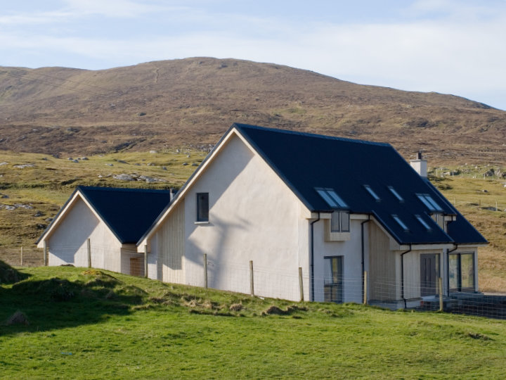 Residential Architecture by AGL Architect - Isle of Harris House